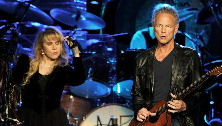 Lindsey Buckingham Sues Fleetwood Mac Over Firing | iHeartRadio