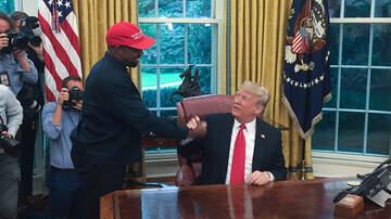 Sonya Blakey - ICYMI: Full Video - Kanye meeting with Pres. Trump