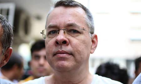 Politics - Turkey Releases Jailed American Pastor