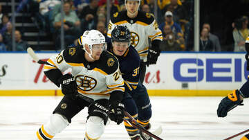 - Joakim Nordstrom Turns Benching Into Positive With First Bruins Goal