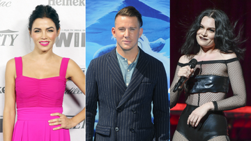 Entertainment News - Jenna Dewan Reacts To Channing Tatum & Jessie J Dating Rumors