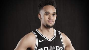 Sports Desk - Derrick White out with heel injury