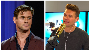 Ryan Seacrest - Chris Hemsworth Reveals The One Thing He Needs to Get Through the Day