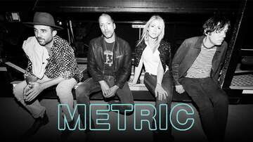 Contest Rules - Win tickets to The Metric Rules