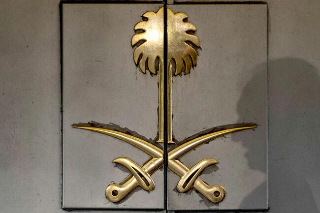 Saudi consulate in Turkey