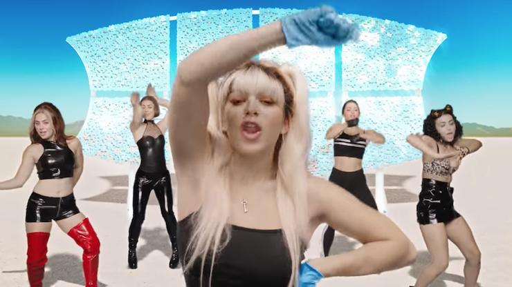 """Charli XCX """"1999"""" Music Video"""