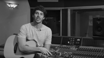 Sponsor Content - Morgan Evans Details New Album 'Things That We Drink To' | First Look