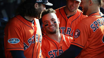 None - Astros prepare for Red Sox in ALCS