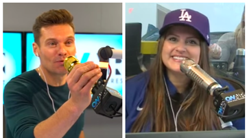 Ryan Seacrest - Ryan Shares a Unique Way to Curb Cravings That Involves Your Feet