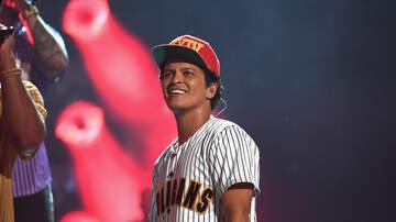 Randy McCarten - Bruno Mars Celebrates 33 B-Day By Hiring Ed Sheeran