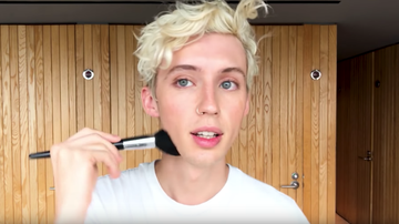 Trending - Troye Sivan Unveils His Minimal Makeup Routine For 'Vogue'