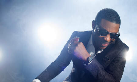 Entertainment - Keith Sweat Shares New Song Boomerang Featuring Candace Price
