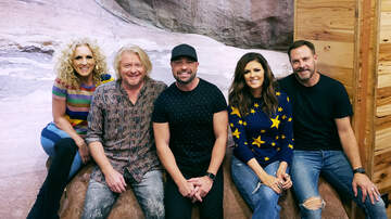 None - Little Big Town's Jimi Westbrook and Phillip Sweet Applaud Bandmates