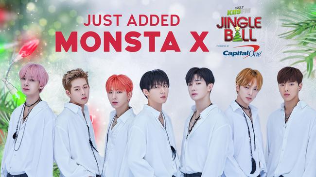 K-POP Sensation Monsta X Joins...