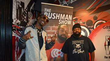 Bushman On Air - Watch Snoop Dogg talks Redemption of a Dogg