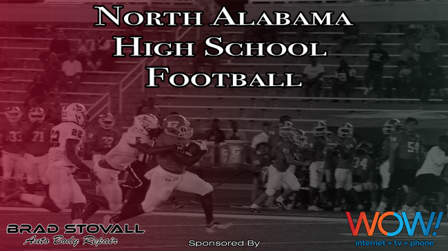 North Alabama HS Football