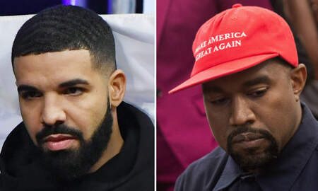 Trending - Drake Finally Gives His Side Of The Kanye West & Pusha T Feud