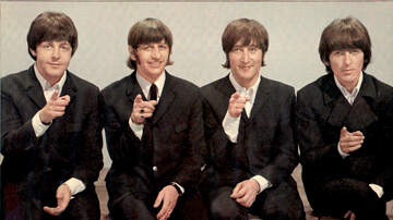 Entertainment News - The Beatles' 'Sgt. Pepper' Named Most Popular British Album of All-Time