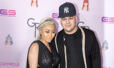 Trending - Blac Chyna is Open to Getting Back with Rob Kardashian
