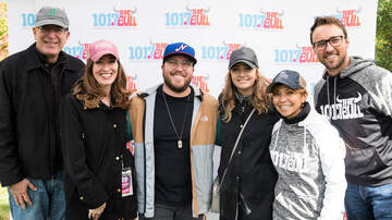 Phantom Gourmet Wine & Beer Country - Mitchell Tenpenny Meet & Greet