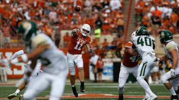 Sports Desk - Texas holds on to beat Baylor 23-17