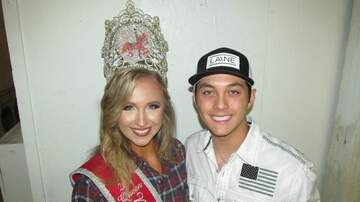 Photos - Laine Hardy at Livingston Parish Fair pictures