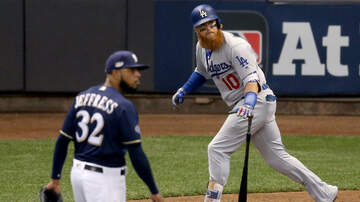Sports News - Brewers Jeffress On Justin Turner's HR: He Just Got Lucky