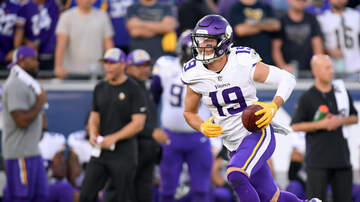Vikings - Thielen extends his NFL record for 100+ yard games to start a season