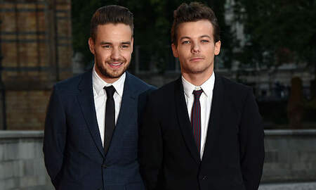 Music News - Liam Payne and Louis Tomlinson Had a One Direction Reunion on 'X Factor UK'