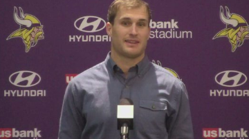 Vikings - WATCH: Vikings QB Kirk Cousins meets the media after win over Arizona