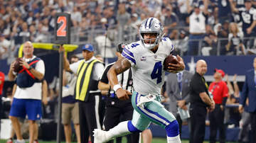 Dallas Cowboys - Cowboys beat the Jaguars 40-7