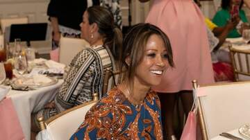 Zach Boog - Stacey Dash gets secretly married!