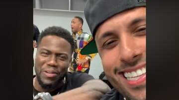 Los Anormales - Nicky Jam puso a KEVIN HART a hablar español