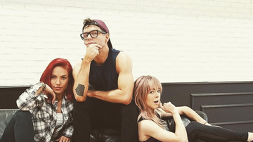 Bobby Bones - Bobby Details Upcoming Cha Cha Dance for Tonight's Episode of DWTS