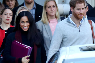 Meghan Markle Is Pregnant With Her First Child With Prince Harry