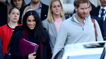 Music News - Meghan Markle Is Pregnant With Her First Child With Prince Harry