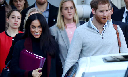 Entertainment News - Meghan Markle Is Pregnant With Her First Child With Prince Harry