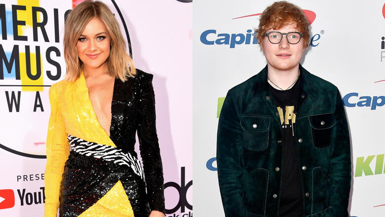 Kelsea Ballerini Just Collaborated with Ed Sheeran