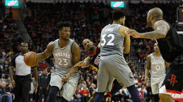 Wolves - Butler practices again with Wolves, as opener nears | KFAN