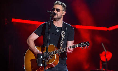 Music News - Eric Church Reveals the Meaning Behind 'Monsters'