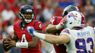 Sports Desk - Texans top the Bills 20-13