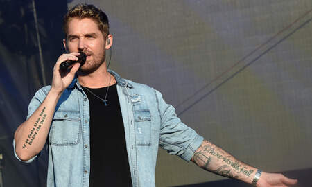 Music News - Brett Young Is Unsure of What To Sing At His Wedding