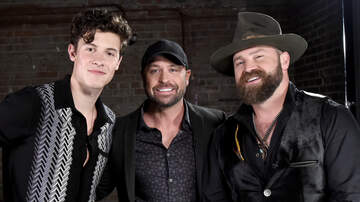 None - CMT Collaboration: Zac Brown + Shawn Mendes