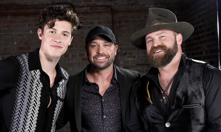 CMT Cody Alan - CMT Collaboration: Zac Brown + Shawn Mendes