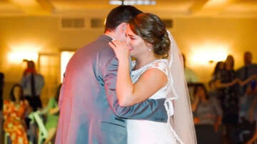 Matty in the Morning - Bride Dances With Brothers in Moving First Dance