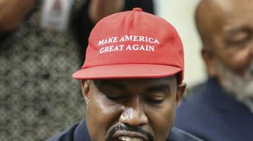 The JV Show - Kanye Is Back On Social Media Talking About Mind Control