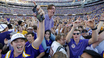 Louisiana Sports - Fans Actions Lead To $100K Fine For LSU