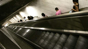 Weird News - Man Strangled To Death After Shirt Got Caught In Escalator