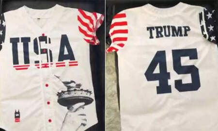 National News - School Replaces Principal Who Told Student To Remove Trump Jersey