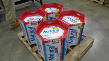 CK - DAMN: Behold! The New 77-Pack Of Beer From Natural Light